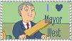 I :heart: Mayor West by InuYashaSesshomaru