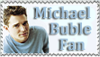 Michael Buble stamp