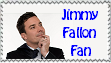 Jimmy Fallon Stamp by InuYashaSesshomaru