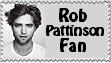 +Rob Pattinson+ stamp by InuYashaSesshomaru