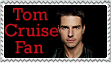 Tom Cruise stamp by InuYashaSesshomaru