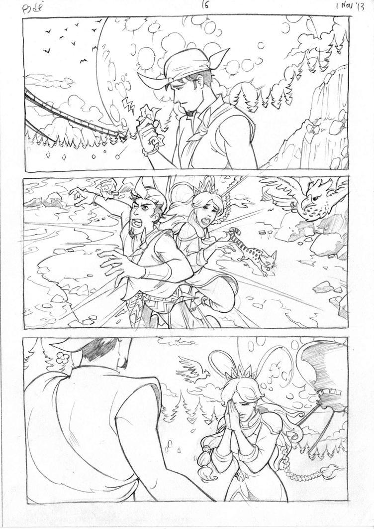 Petualangan Jaka dan Pusaka Pencil page 17 by arivrussanto