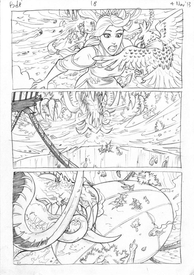Petualangan Jaka dan Pusaka Pencil page 19 by arivrussanto
