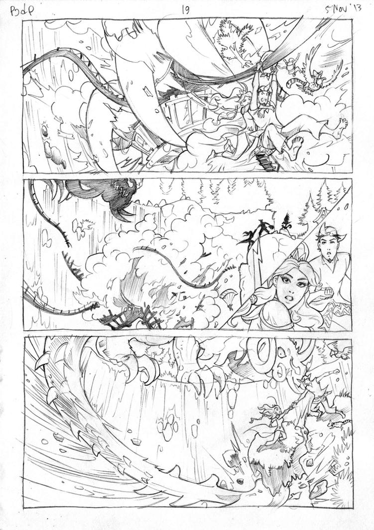 Petualangan Jaka dan Pusaka Pencil page 20 by arivrussanto
