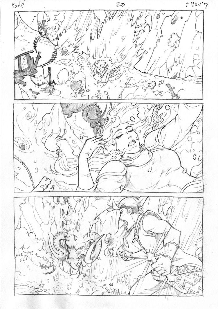 Petualangan Jaka dan Pusaka Pencil page 21 by arivrussanto