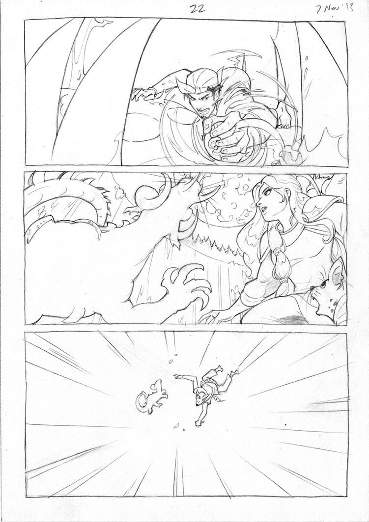 Petualangan Jaka dan Pusaka Pencil page 23 by arivrussanto