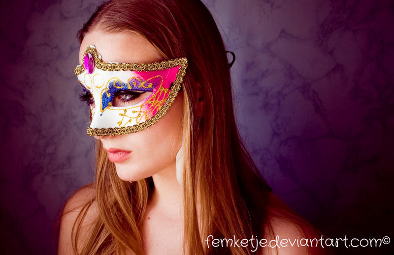 Masquerade by femketje