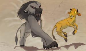 The Hunt by LionKingFanClub