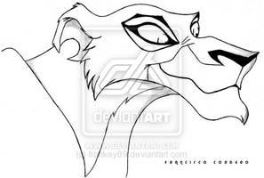 Zira fan art by LionKingFanClub