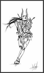 Capricorn Warrior