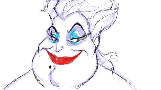 Ursula croquis