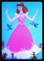 Cinderella-Fan Art