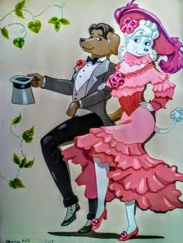 Ragtime Dancers