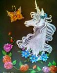 The Last Unicorn by FlapperFoxy