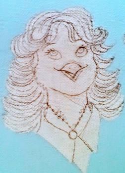 Wanda Wings-Sketch