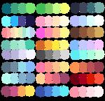 Color Pallet 2  FTU