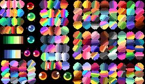 Color pallet 5