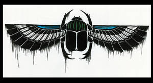 Scarab by ziade