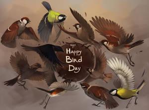 1st April - Bird Day