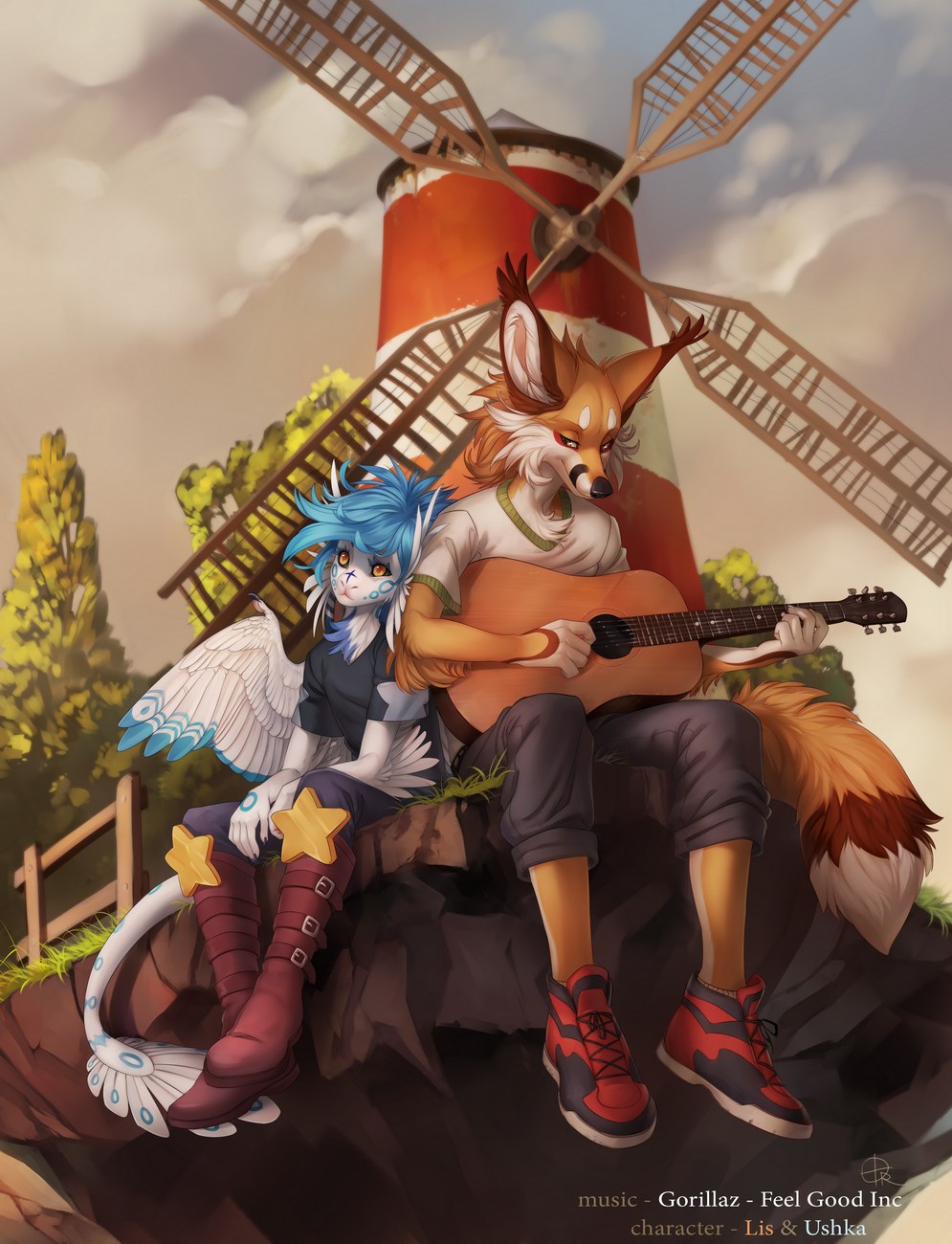 Evening to music by Orphen-Sirius