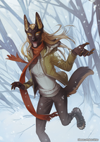 Ellie's joy (collab) by Orphen-Sirius