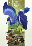 April 1st - Happy Bird Day!
