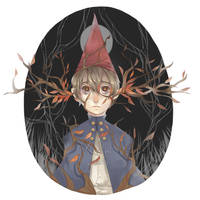 Over the Garden Wall, Within the Trees by KimchiJesus