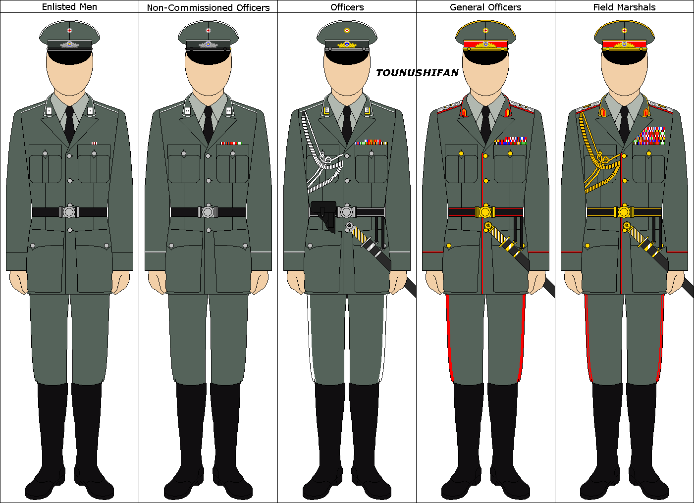 Ukrainian army uniform