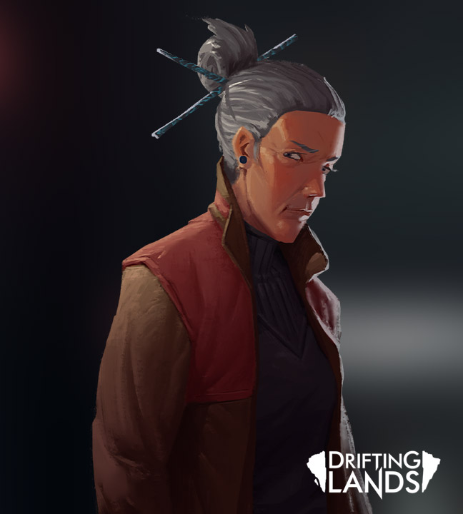 Drifting Lands Chef by DiChap
