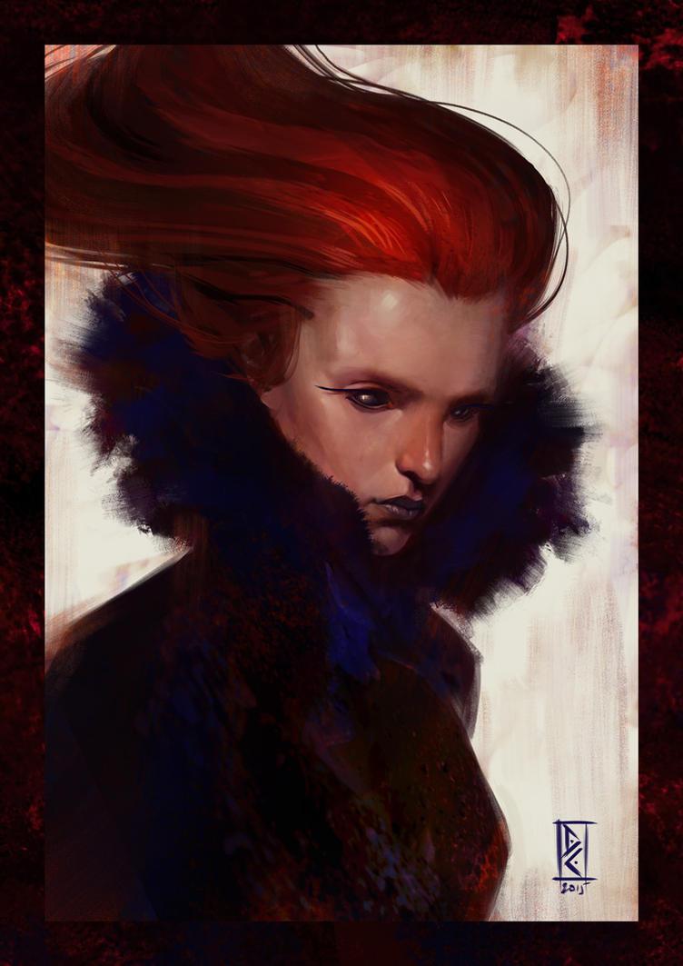 Morgane by DiChap