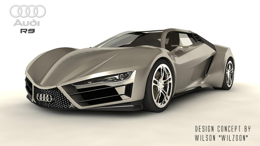 Audi R9 _3 by wilzoon