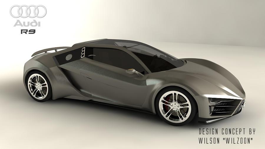 Audi R9 4 By Wilzoon On Deviantart