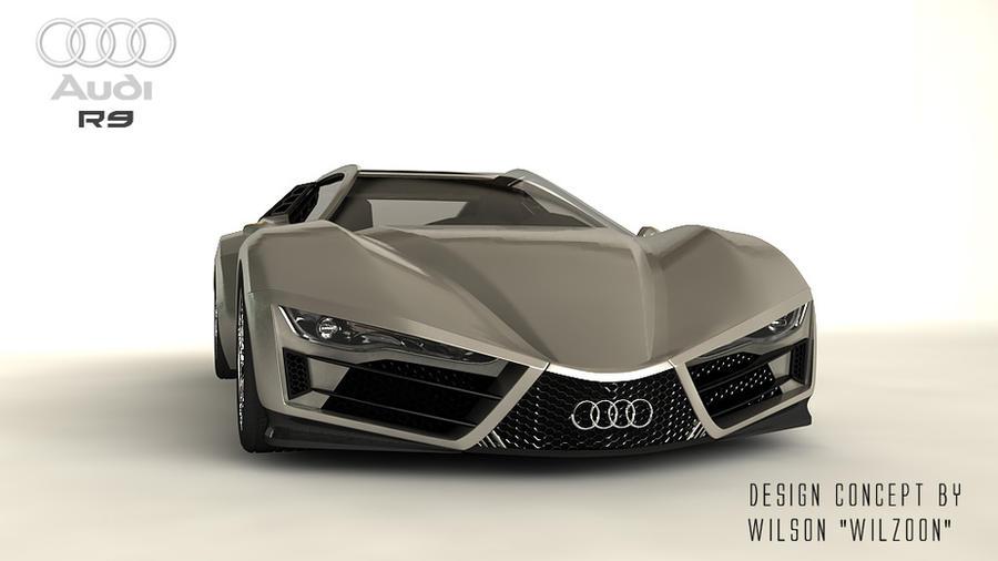Audi R9 _5 by wilzoon on DeviantArt