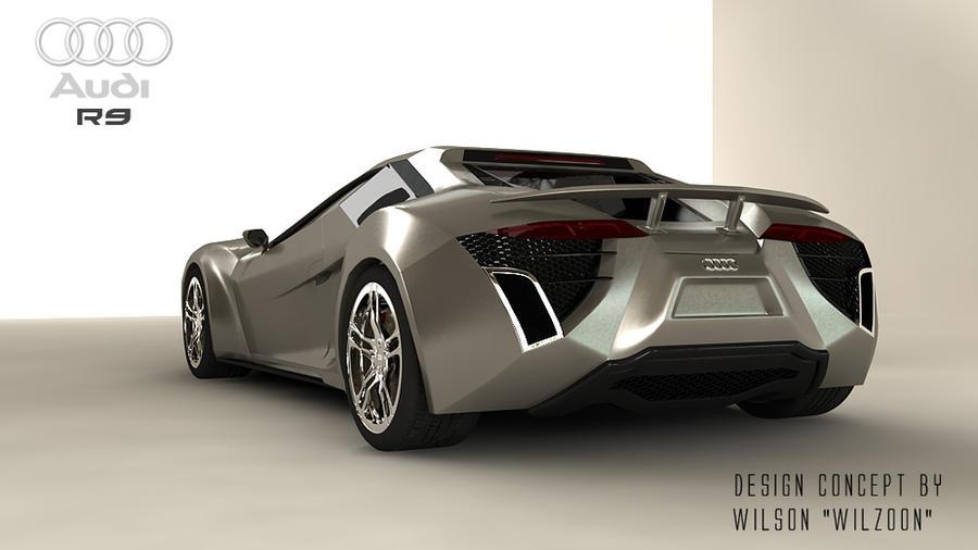 Audi R9 _7 by wilzoon on DeviantArt