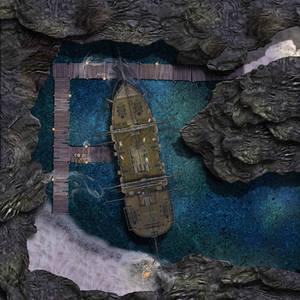 Pirate Cove WIP