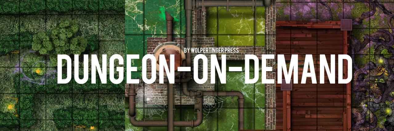 Wolpertinger Press Twitter Banner by ladnamedfelix