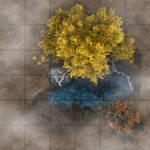 Generic Autumn Forest Dungeon-On-Demand - WIP