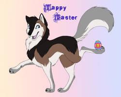 Secret Easter Egg: Spirit by PeridotKitty