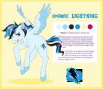 Ref - Cosmic Lightning