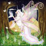 Flights of Equinoxial Fantasy by kiinaikit