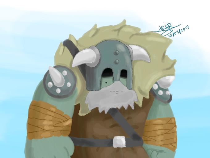 Polar Knight by XELAR-CH