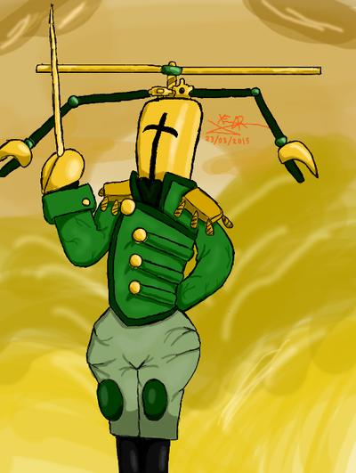 Propeller Knight by XELAR-CH