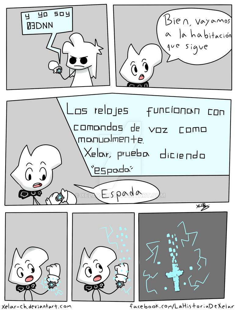 La Historia De Xelar 37 by XELAR-CH
