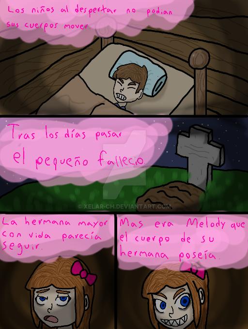 La Nina Pesadilla pg.4 by XELAR-CH