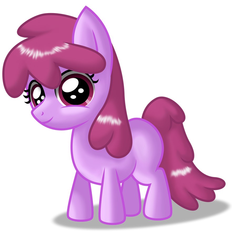 Berry Filly by goldenmercurydragon