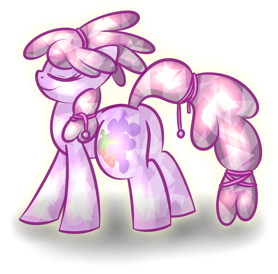 Crystal Berry (SUPER SHINY MODE) by goldenmercurydragon