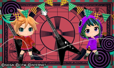 Project Mirai DX - Lon x Soraru Matryoshka by Stewie1000
