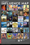 Cyber Hare's Influence Map
