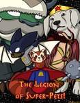 The Legion of Super Pets - Avatar Edition