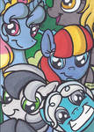 ACEO - Attack Of The OCs